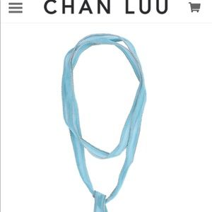 Chan Luu necktie! Color shown in second picture